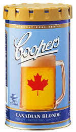 COOPERS 1,7kg - CANADIAN BLONDE