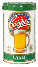 COOPERS 1,7kg LAGER