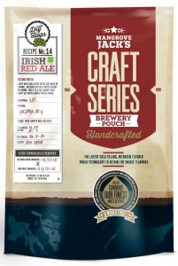 Mangrove Jack's Craft Series 2,2kg - IRISH RED ALE