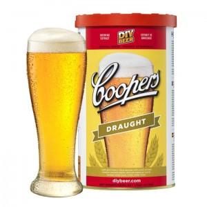 COOPERS 1,7kg - DRAUGHT