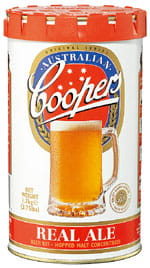 COOPERS 1,7kg - REAL ALE