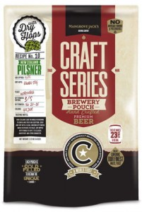 Mangrove Jack's Craft Series 2,2kg - NEW ZELAND PILSNER
