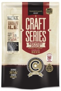 Mangrove Jack's Craft Series 2,2kg - CHOCOLATE BROWN ALE