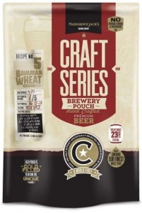 Mangrove Jack's Craft Series 2,2kg - BAVARIAN WHEAT