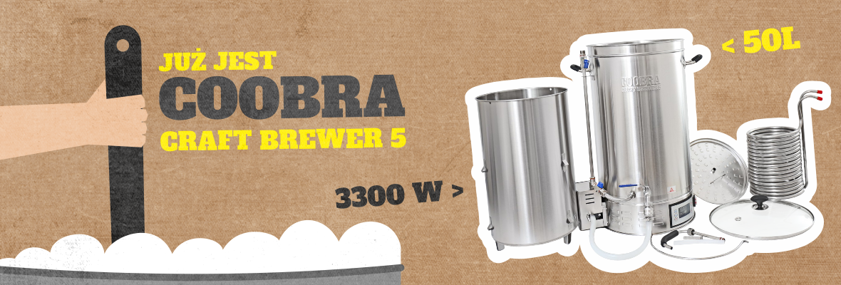 Coobra Craftbrewer CB5