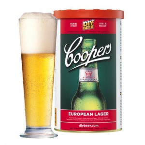 COOPERS 1,7kg - EUROPEAN LAGER