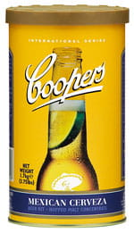 COOPERS 1,7kg - MEXICAN CARVEZA