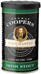 COOPERS 1,7kg - IRISH STOUT